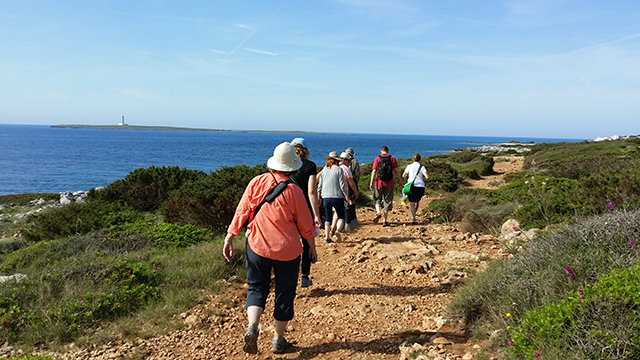 Spain's Coast & Islands Walking Tours