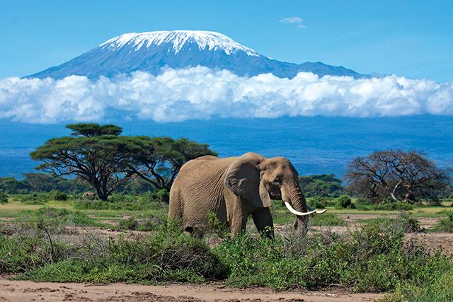 mount-kilimanjaro-kenya-amboseli-volcano