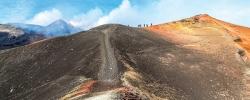 Seven amazing volcanoes