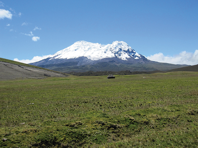 Antisana-Volcano-Ecuador