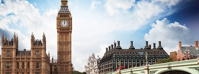 4 ways to see Big Ben in London, England