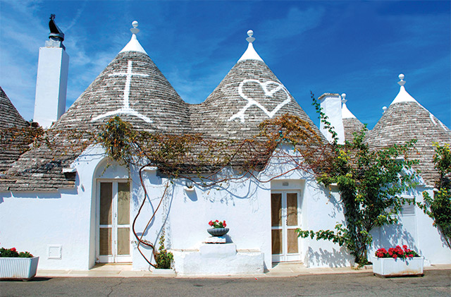 Puglia in Southern Italy
