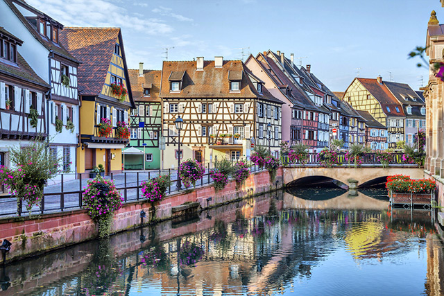 Dive Into The Charming City Of Strasbourg France on places that are straight out of fairy tales