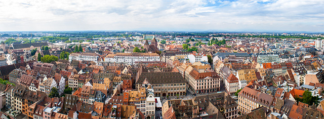 A look at the charming city of Strasbourg, France