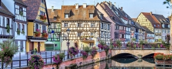 Explore the charming city of Strasbourg, France