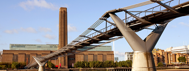 Tate Modern in London, England