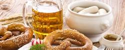 Prost! Celebrate Oktoberfest with traditional food and drink
