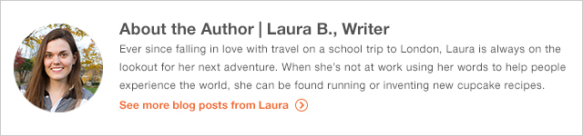 Laura author banner