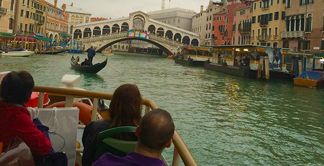 Vapporetto Venice Italy