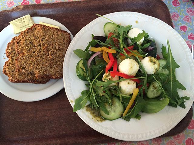 Lunch in Kilmurvey