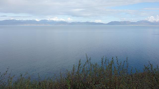 Dingle Bay in Ireland