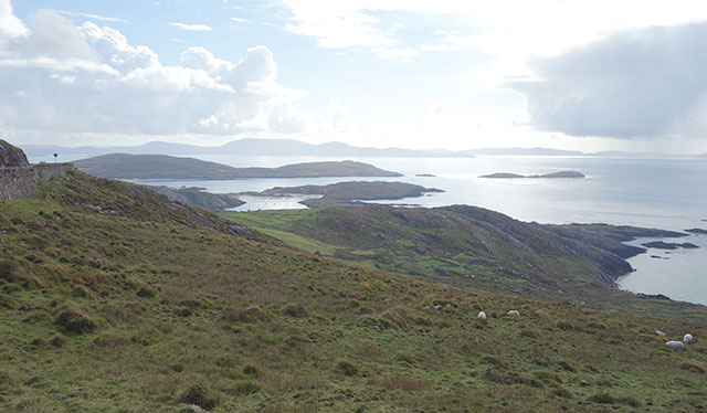Ballingskellig Bay, Ring of Kerry, Ireland