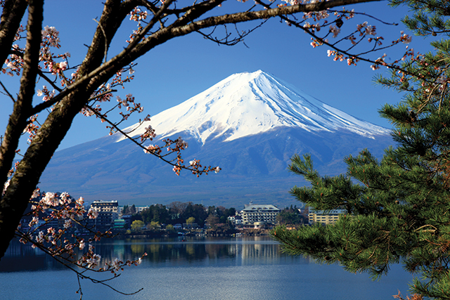 Mount Fuji, Full
