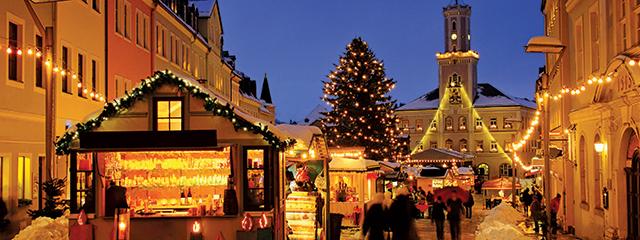 Schneeberg Weihnachtsmarkt, Germany