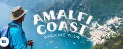 Jimmy on the Amalfi Coast Walking Tour