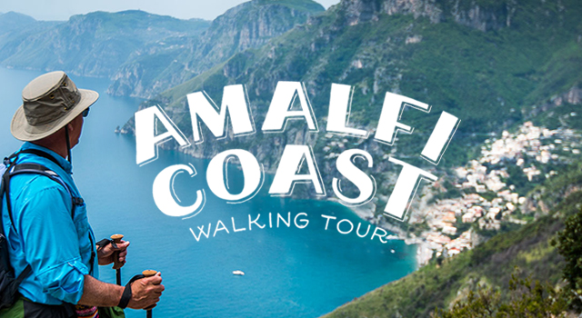 Walking Tour of Amalfi Coast