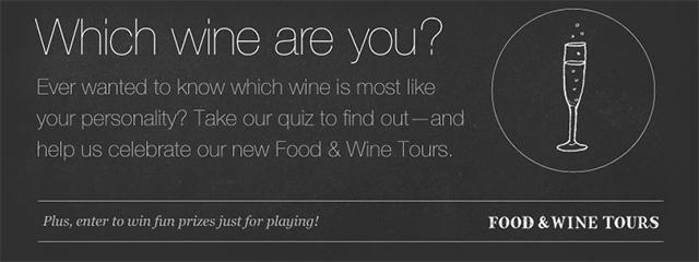 New Go Ahead food & wine tours
