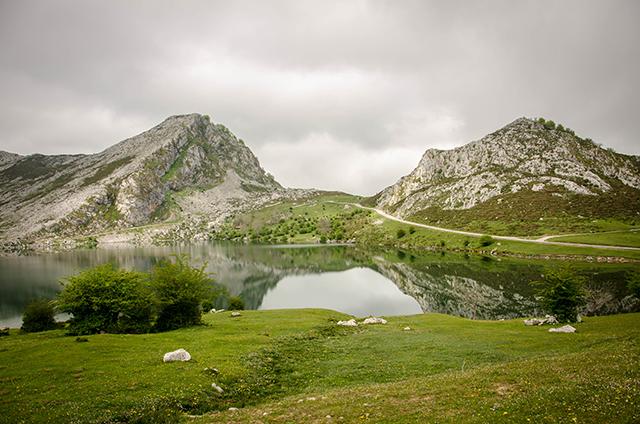 Asturias's Picos de Europa in Spain
