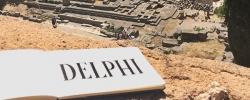 Follow Jessie & Jenna on Tour: Day 12 – The Temple of Apollo at Delphi