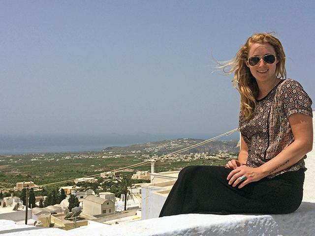 Jenna, Greece