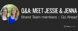 Q&A: Meet Jessie & Jenna