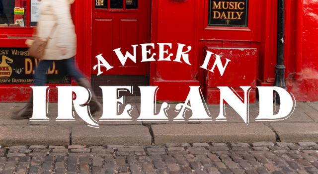 Jimmy's A Week in Ireland