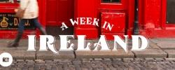 Jimmy on A Week in Ireland: Galway, Cork & Dublin