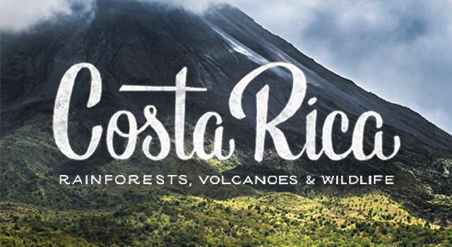 Costa Rica Header