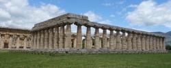 Follow Katie on Tour: Day 7 – Paestum ruins and mozzarella farm visit