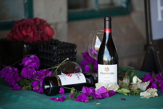 South Africa is known for its Pinotage wine, made from the indigenous Pinotage grape.