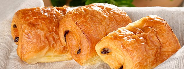 French pain au chocolat