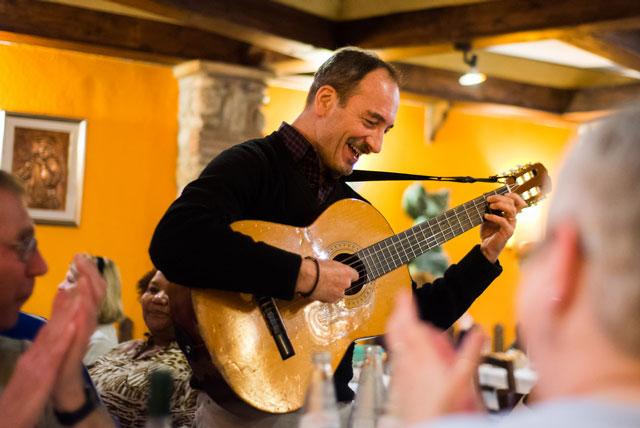 rome guitarist