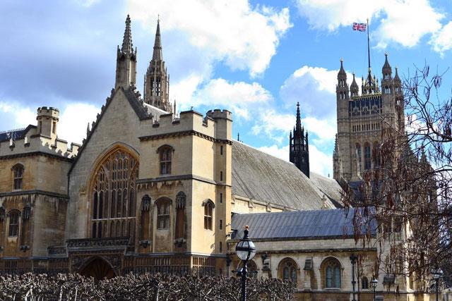 Parliament Building London