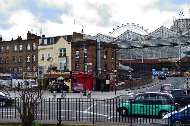 waterloo street london
