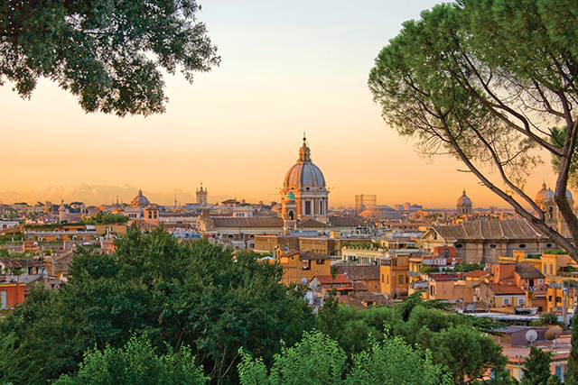 Janiculum Rome