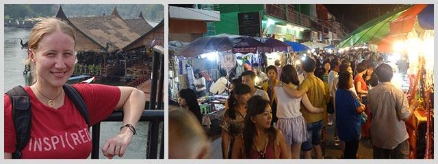 Ashley in Thailand