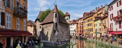 Photo of the Day: Annecy Island – Annecy, France