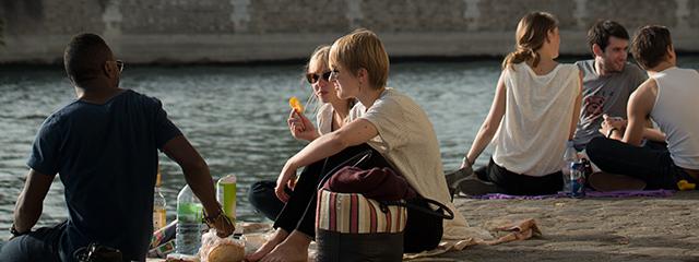 Picnic on the Seine