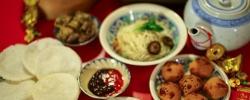 Time to celebrate: Lucky foods for Chinese New Year