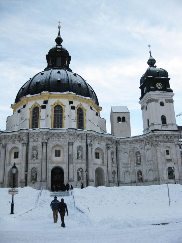 Bavarian Monastery, Germany