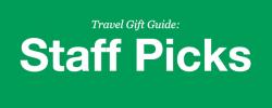 Travel Gift Guide: Staff picks