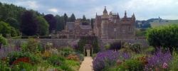 Snapshot: Abbotsford House and Melrose Abbey