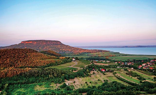 Lake Balaton Wine Region, Hungary