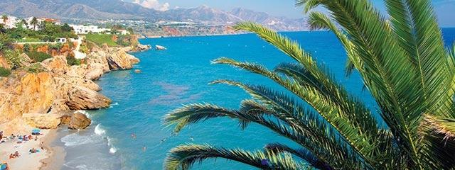 Spain's Costa del Sol.