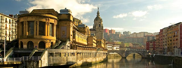 See Bilbao on Barcelona & Northern Spain tour.