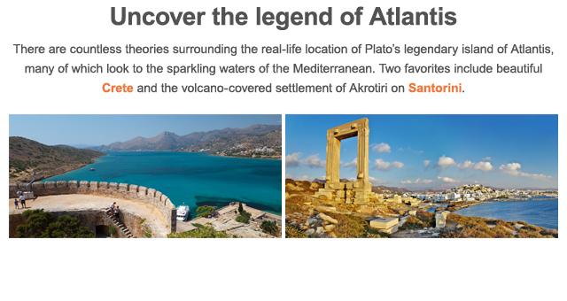 Crete & Santorini, Greece