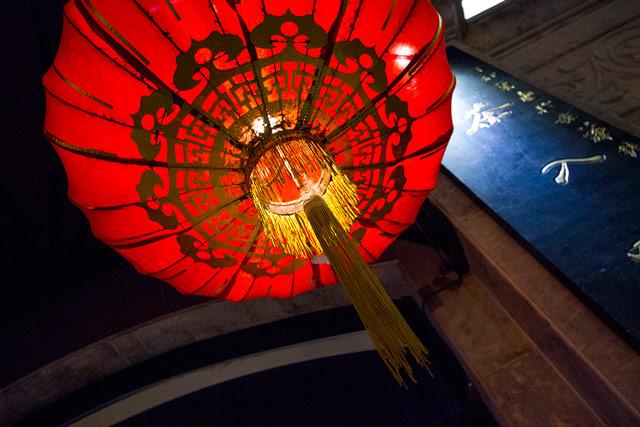 Chinese lantern, Beijing, China
