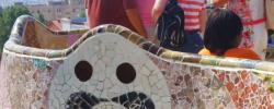 Follow Michelle on Tour: Day 2 – Exploring Gaudí's wonderland