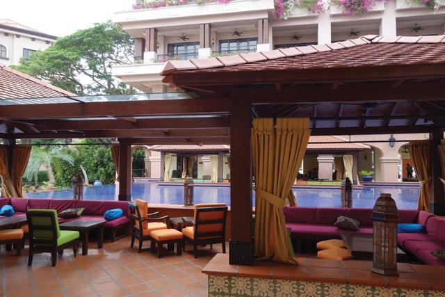 Hotel Casa del Rio Malacca