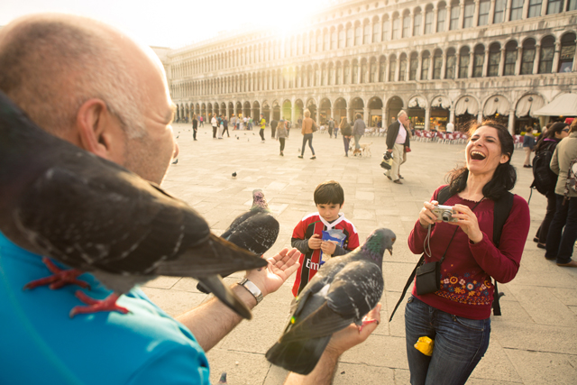 woman-laughing-in-St.-Marks-Plaza-by-Dominic-Casserly